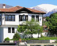 Калоферски девически манастир и Калофер