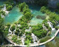 Плитвички езера и Постойна яма
