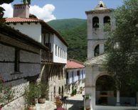 от Серес - Серес и Серски манастир